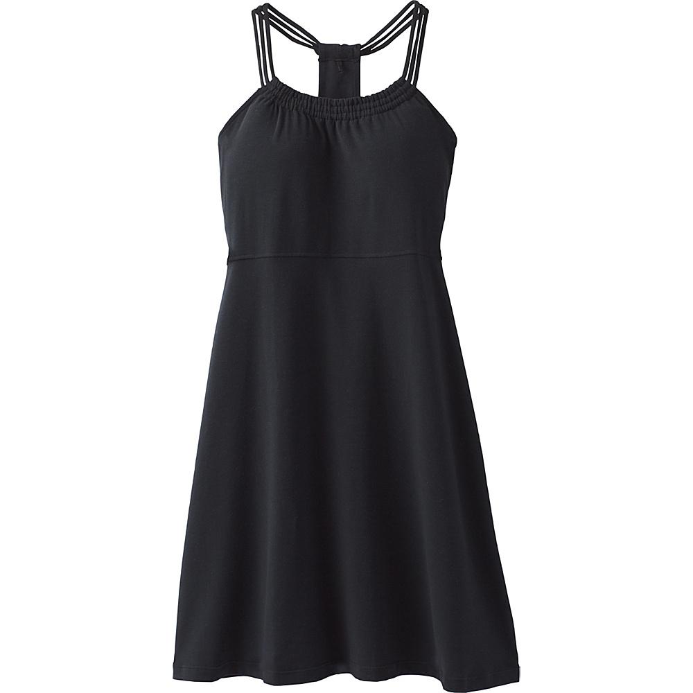 PrAna Pristine Dress XS - Black - PrAna Womens Apparel - Apparel & Footwear, Women's Apparel