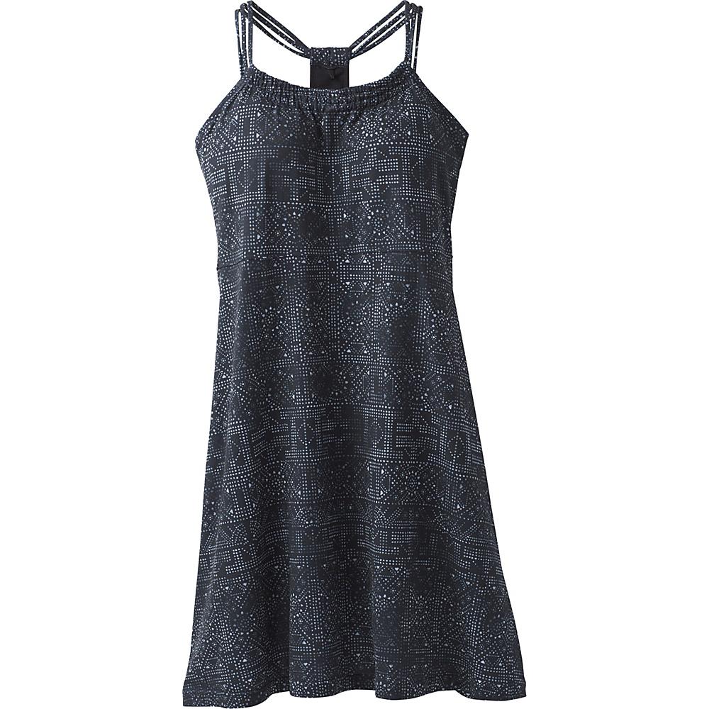 PrAna Pristine Dress M - Black Mosaic - PrAna Womens Apparel - Apparel & Footwear, Women's Apparel