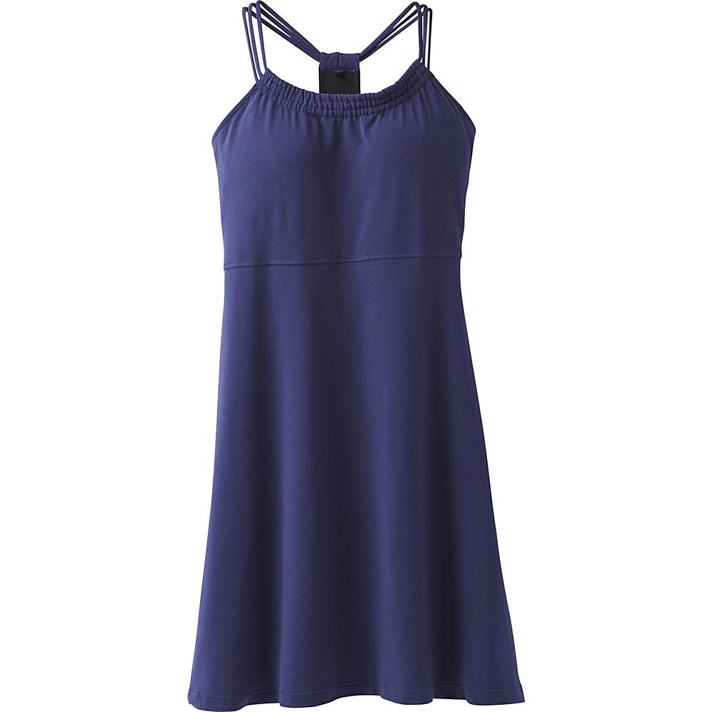 PrAna Pristine Dress XS - Indigo - PrAna Womens Apparel - Apparel & Footwear, Women's Apparel