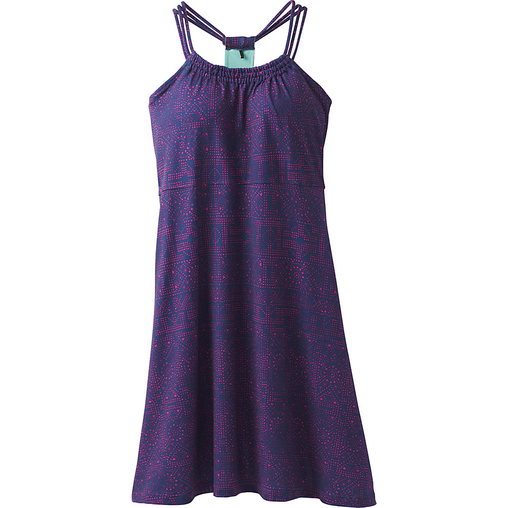 PrAna Pristine Dress XS - Nautical Mosaic - PrAna Womens Apparel - Apparel & Footwear, Women's Apparel