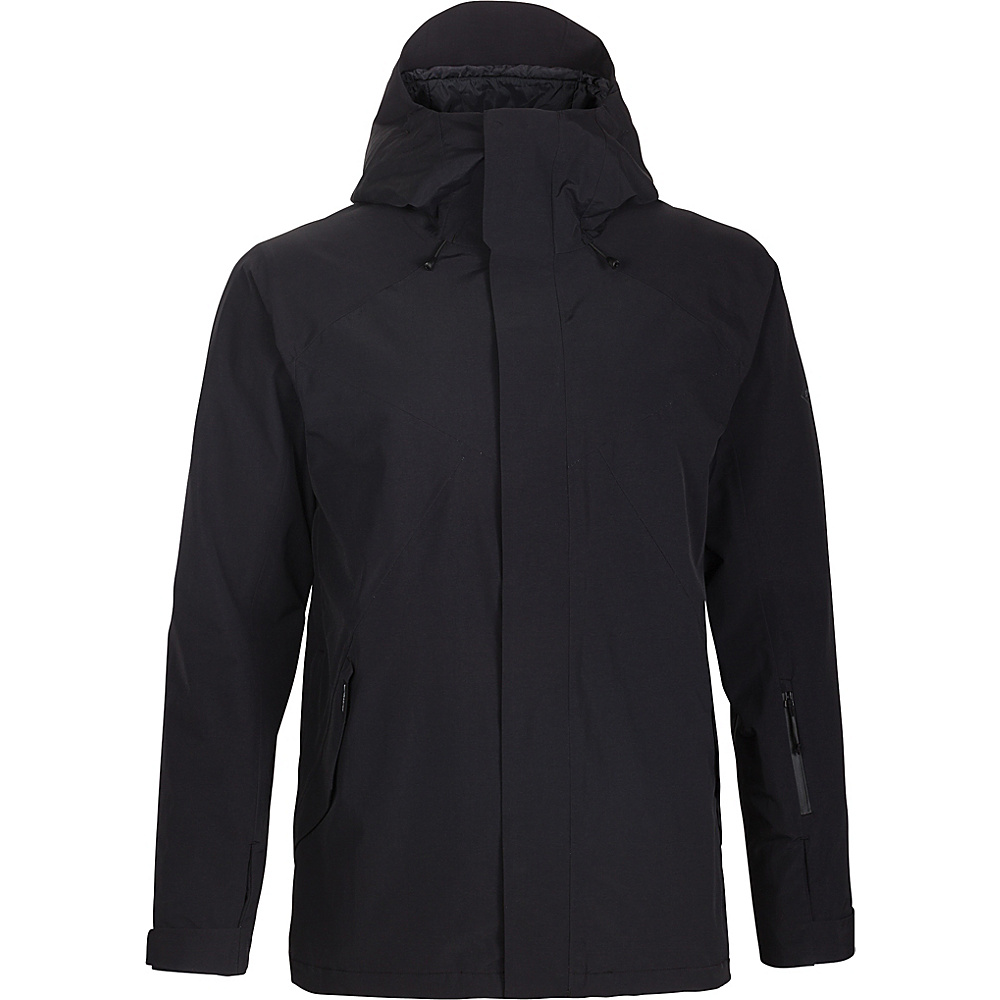 DAKINE Mens Meridian Jacket L - Black - DAKINE Mens Apparel - Apparel & Footwear, Men's Apparel