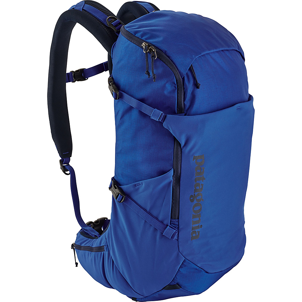 Patagonia Nine Trails Pack 28L Hiking Pack - S/M Viking Blue - Patagonia Day Hiking Backpacks - Outdoor, Day Hiking Backpacks