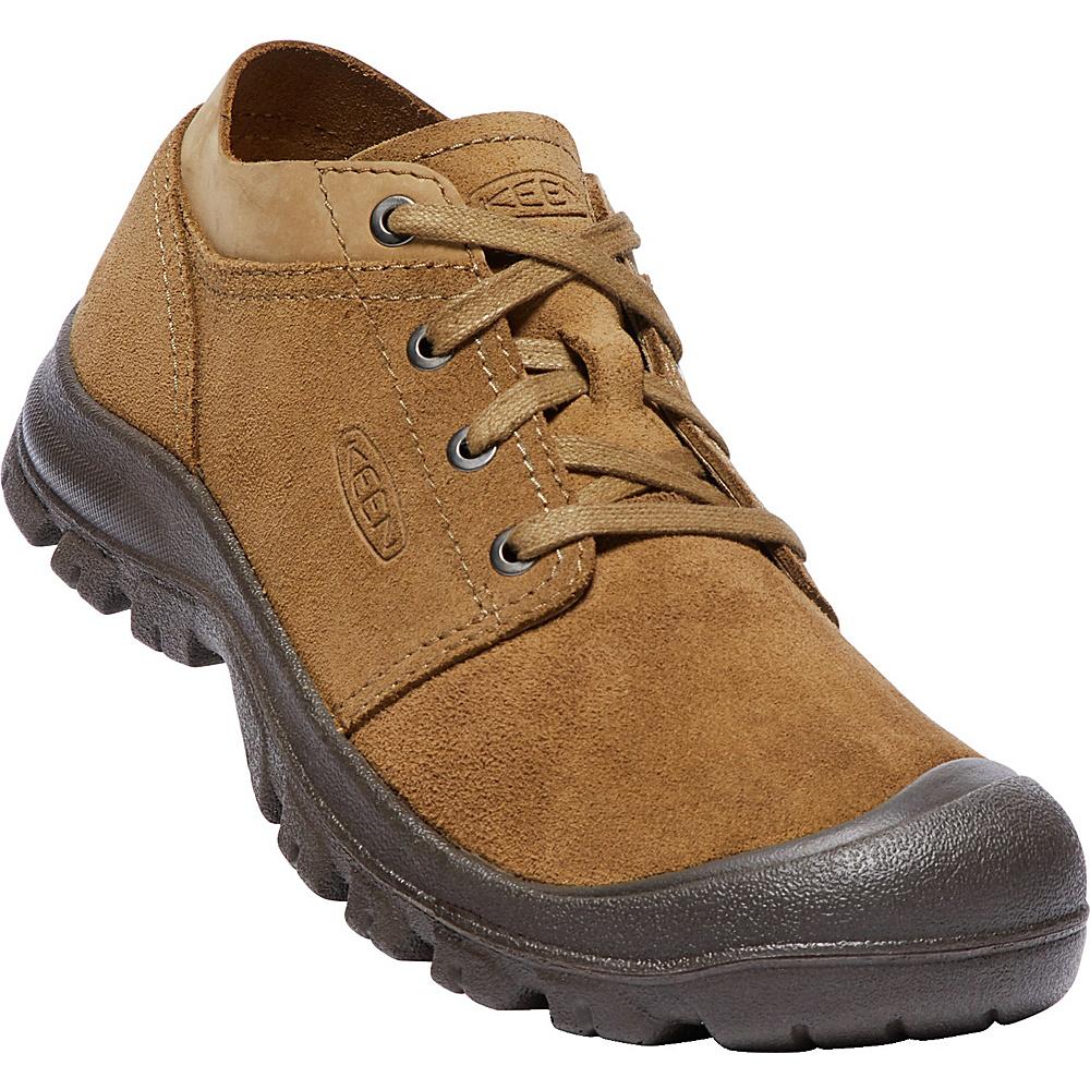 KEEN Mens Grayson Oxfords 10 - Coyote/Scylum - KEEN Mens Footwear - Apparel & Footwear, Men's Footwear