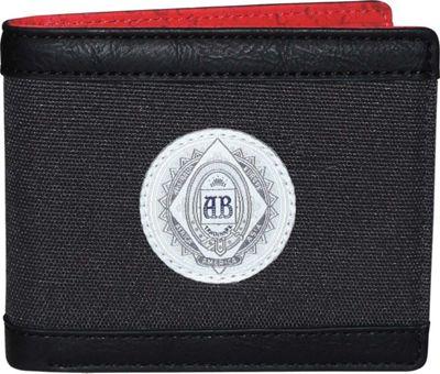 Budweiser CO2 Slimfold Wallet Black - Budweiser Men's Wallets