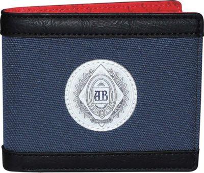 Budweiser CO2 Slimfold Wallet Blue - Budweiser Men's Wallets