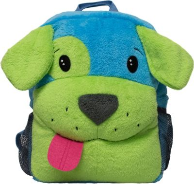ecogear Brite Buddies Plush Backpack with LED Flashing Lights Puppy - ecogear Everyday Backpacks