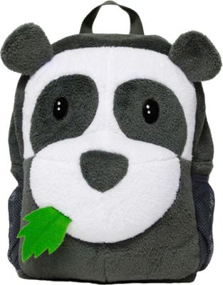 ecogear Brite Buddies Plush Backpack with LED Flashing Lights Panda - ecogear Everyday Backpacks