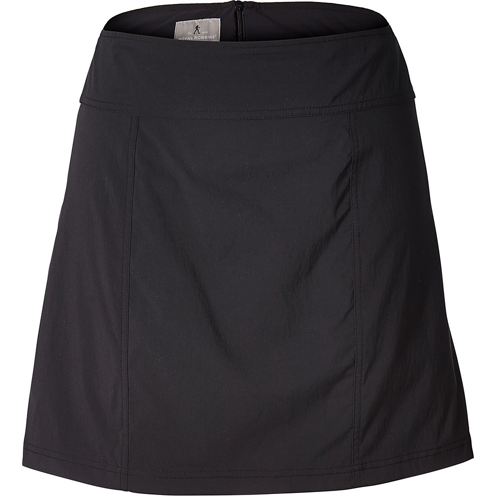 Royal Robbins Womens Discovery III Skort 20 - Jet Black - Royal Robbins Womens Apparel - Apparel & Footwear, Women's Apparel