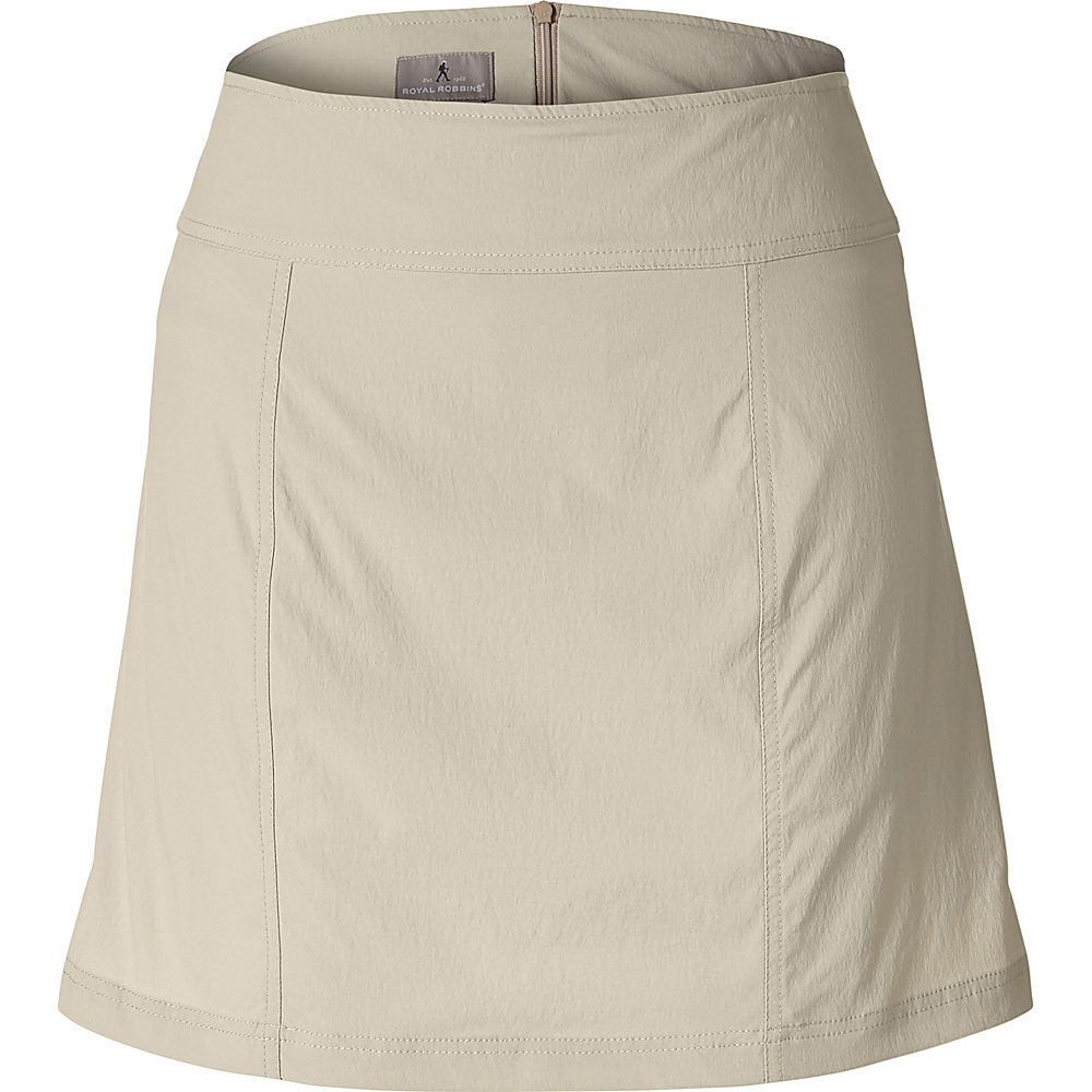 Royal Robbins Womens Discovery III Skort 14 - Sandstone - Royal Robbins Womens Apparel - Apparel & Footwear, Women's Apparel