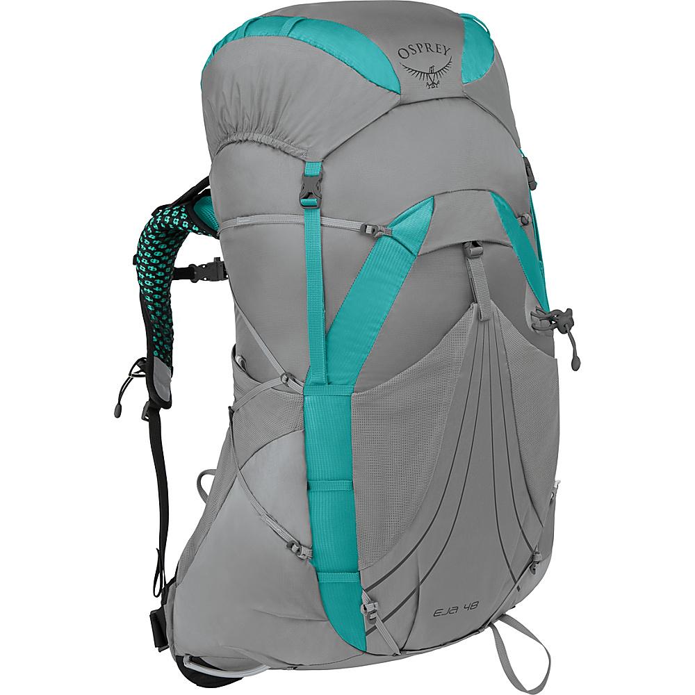 Osprey Eja 48 Hiking Backpack Moonglade Grey – MD - Osprey Day Hiking Backpacks - Outdoor, Day Hiking Backpacks