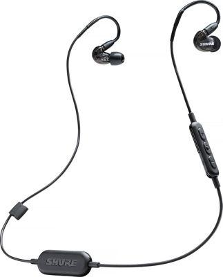 Shure SE215 Wireless Sound Isolating Earphones Translucent Black - Shure Headphones & Speakers