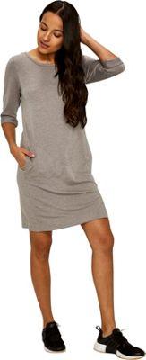 Lole Sandra Dress S - Medium Grey Heather - Lole Women's Apparel