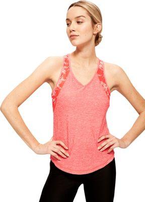 Lole Isaline Tank XS - Reflector Pink Heather - Lole Women's Apparel