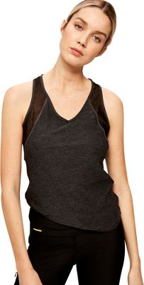 Lole Isaline Tank XS - Black Heather - Lole Women's Apparel