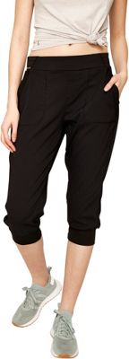 Lole Hattie Capris L - Black - Lole Women's Apparel