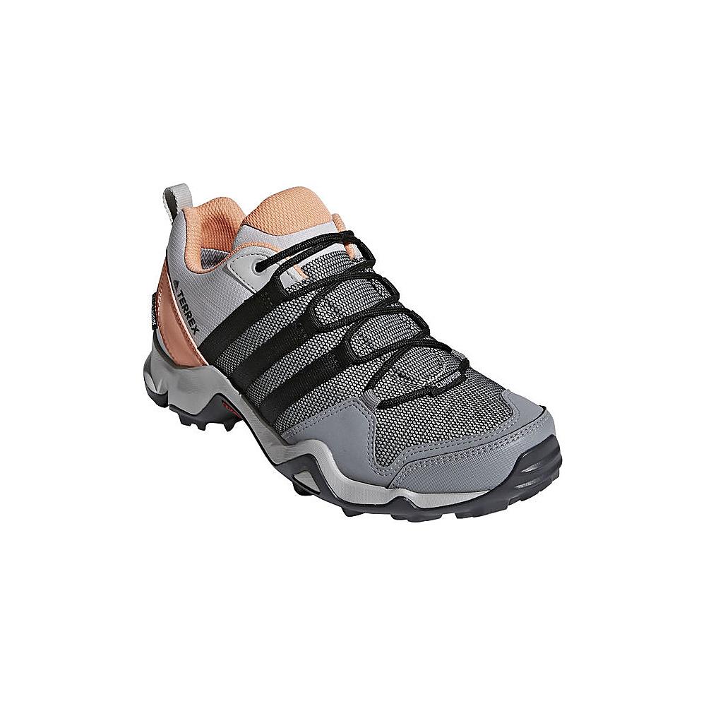 adidas outdoor Womens Terrex AX2 CP Shoe 5 - Grey Two/Black/Chalk Coral - adidas outdoor Womens Footwear - Apparel & Footwear, Women's Footwear