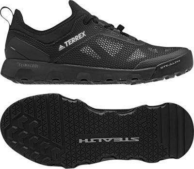 adidas outdoor Mens Terrex Cc Voyager Aqua Shoe 6 - Black/Black/Black - adidas outdoor Men's Footwear