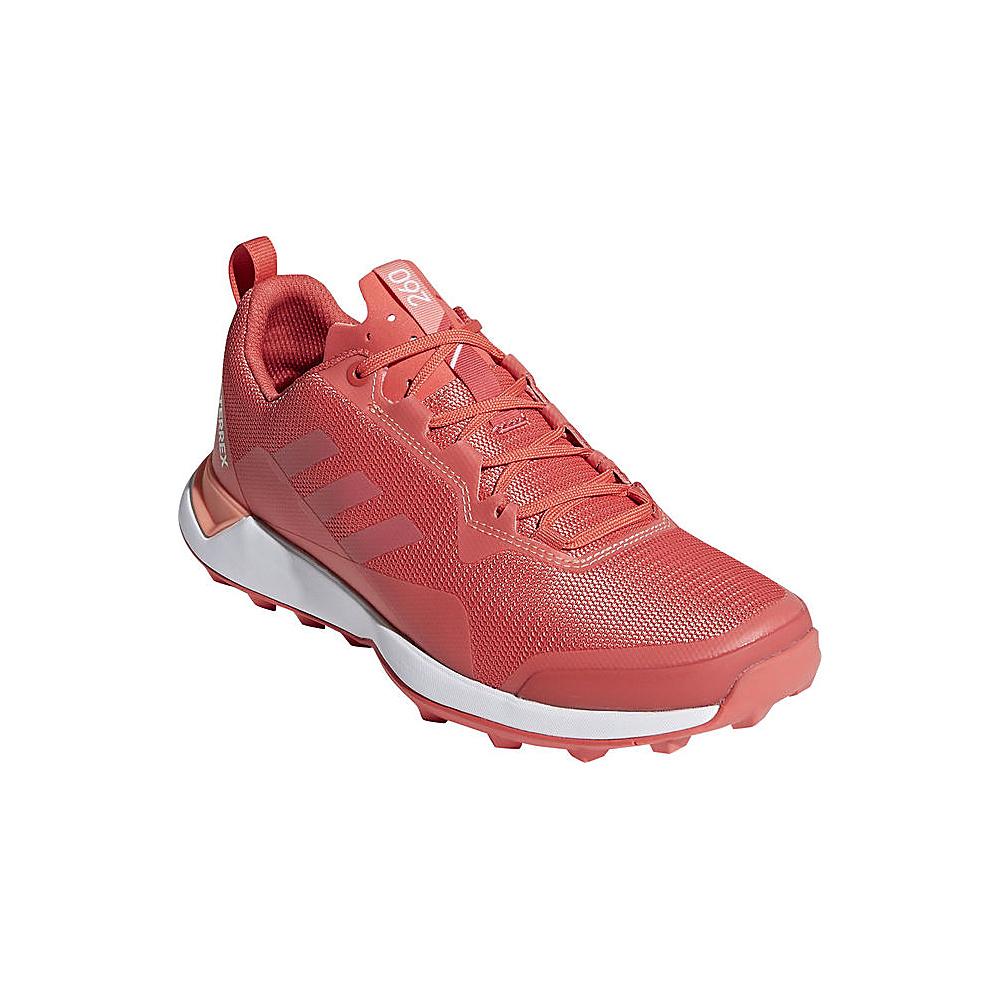 adidas outdoor Womens Terrex CMTK Shoe 8.5 - Trace Scarlet/White/Chalk Coral - adidas outdoor Womens Footwear - Apparel & Footwear, Women's Footwear