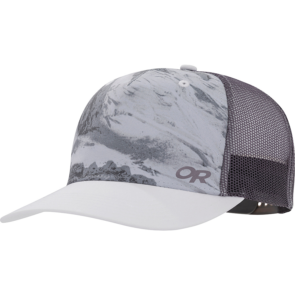 Outdoor Research Trucker Sun Runner One Size - White - Outdoor Research Hats/Gloves/Scarves - Fashion Accessories, Hats/Gloves/Scarves