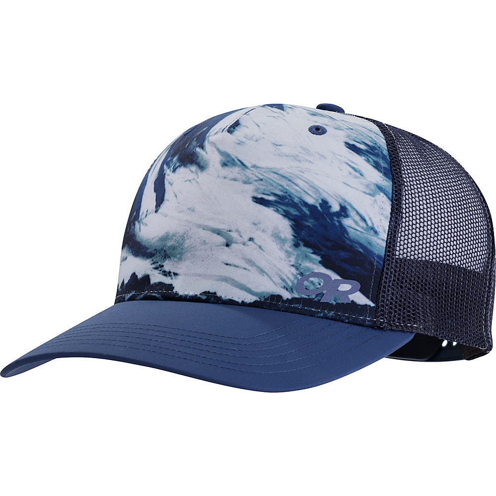 Outdoor Research Trucker Sun Runner One Size - Dusk - Outdoor Research Hats/Gloves/Scarves - Fashion Accessories, Hats/Gloves/Scarves
