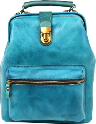 Old Trend Doctor Backpack Convertible Turquoise - Old Tre...