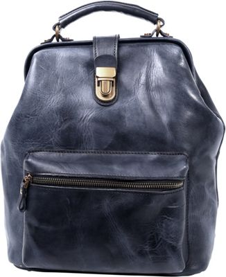 Old Trend Doctor Backpack Convertible Black - Old Trend L...