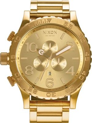 Nixon 51-30 Chrono Watch All Gold - Nixon Watches