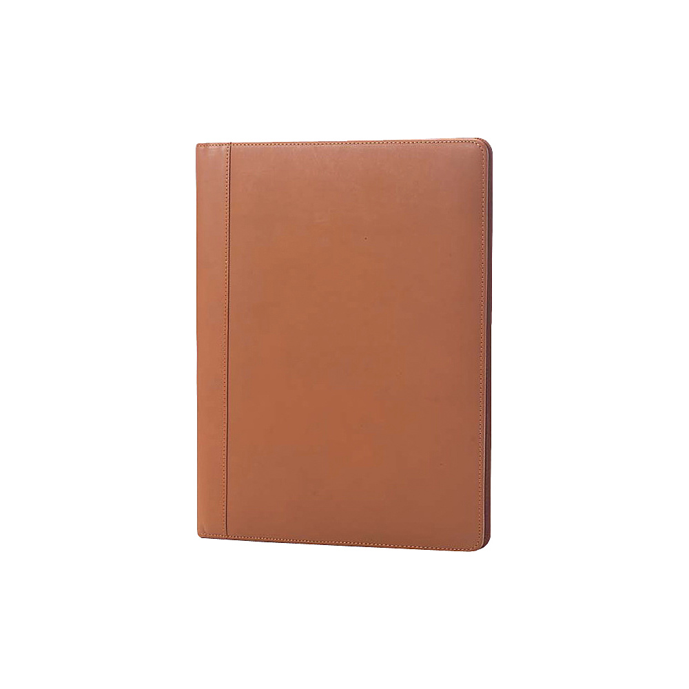 Clava Slim Biz Card Padfolio - Bridle Tan - Work Bags & Briefcases, Business Accessories