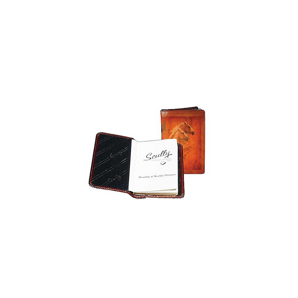 Scully Equestrian Personal Weekly Planner Equestrian