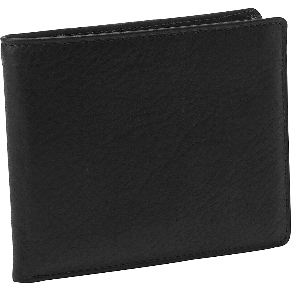 Osgoode Marley Cashmere ID Pass Case Billfold - Black - Work Bags & Briefcases, Men's Wallets