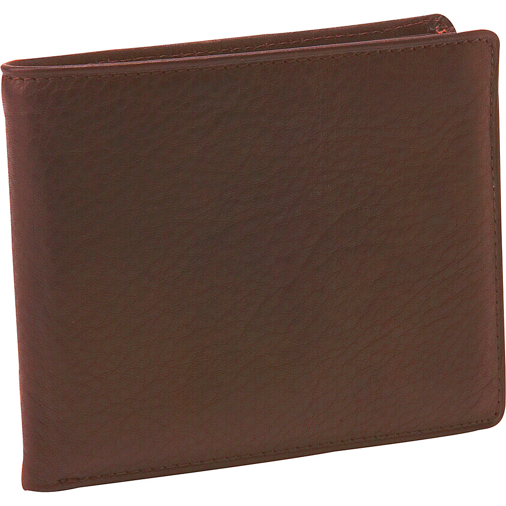 Osgoode Marley Cashmere ID Pass Case Billfold - Brandy - Work Bags & Briefcases, Men's Wallets