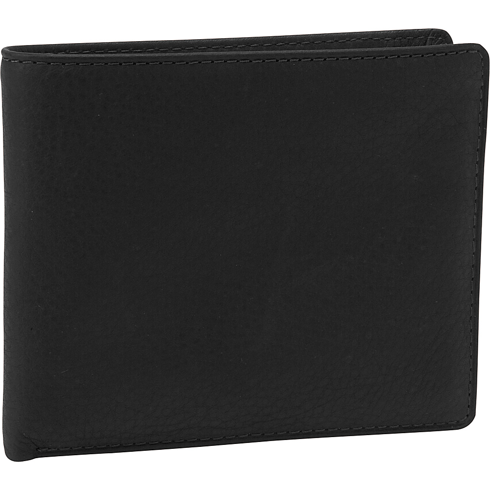 Osgoode Marley Cashmere Pass Case Billfold - Black - Work Bags & Briefcases, Men's Wallets