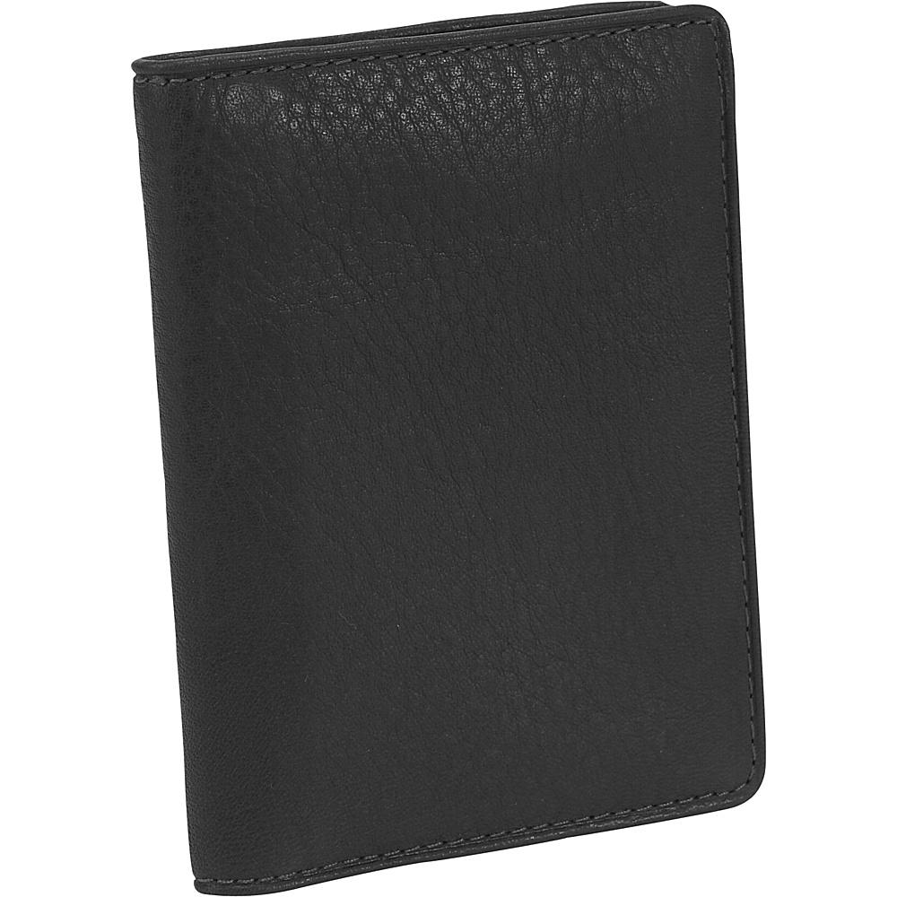 Osgoode Marley Cashmere ID Card Case Black - Osgoode Marley Mens Wallets - Work Bags & Briefcases, Men's Wallets