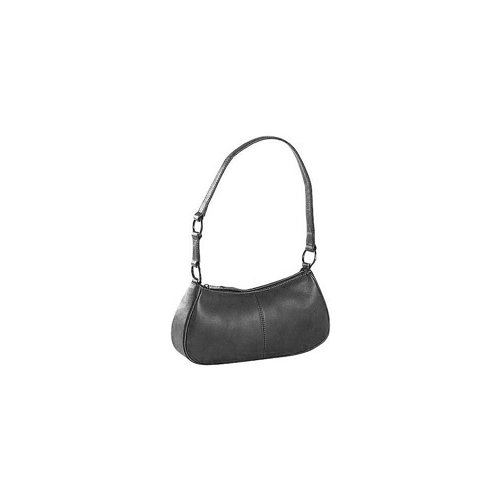 Clava Lil Hobo - Vachetta Black - Handbags, Leather Handbags