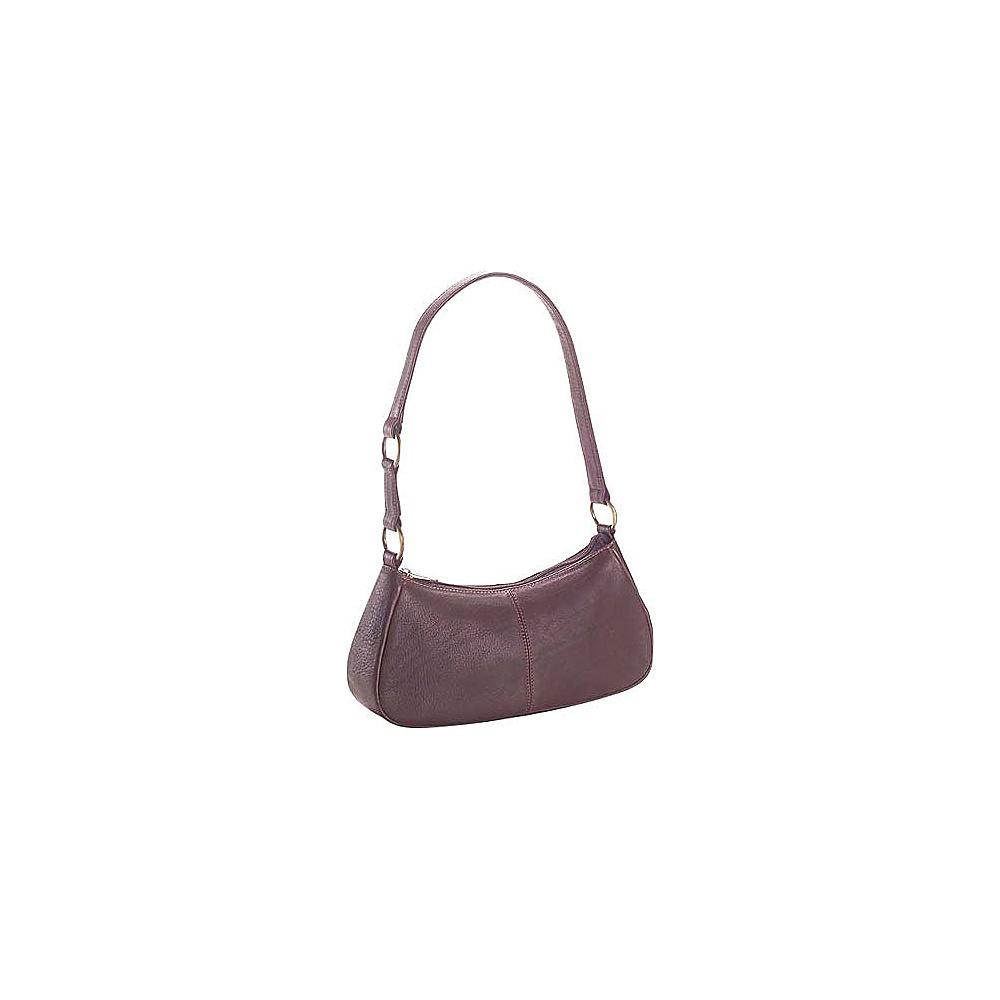 Clava Lil Hobo - Vachetta Cafe - Handbags, Leather Handbags