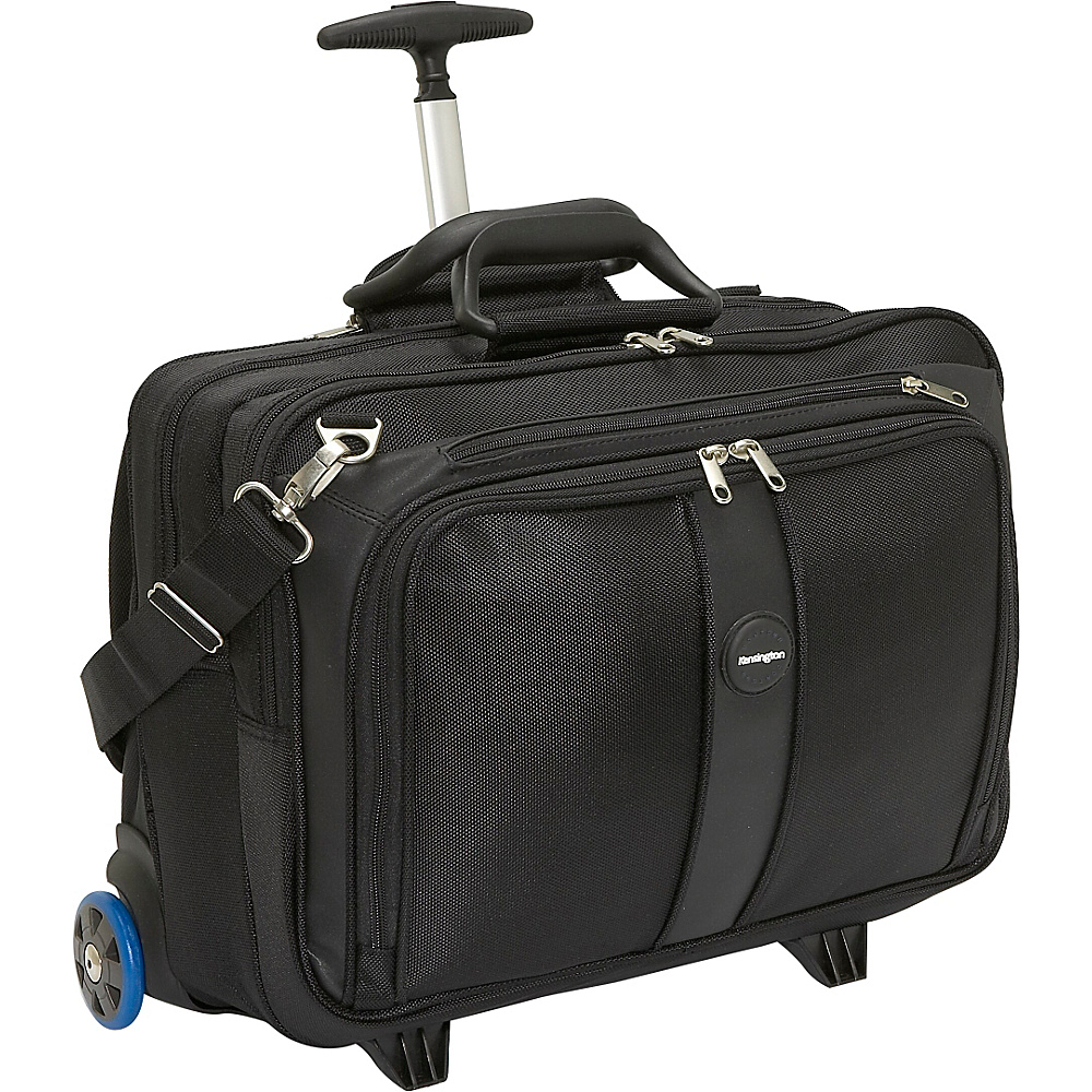 Kensington Contour Roller - As Shown - Work Bags & Briefcases, Wheeled Business Cases
