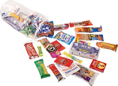 Minimus Dorm Snack Pack - As Shown