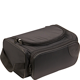 Zip-Around Travel Kit Black