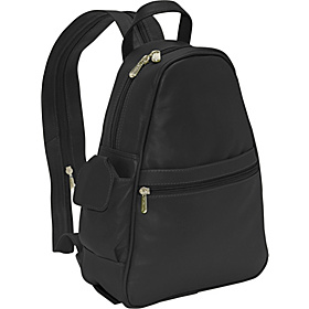 Tri-Shaped Sling Bag  Black