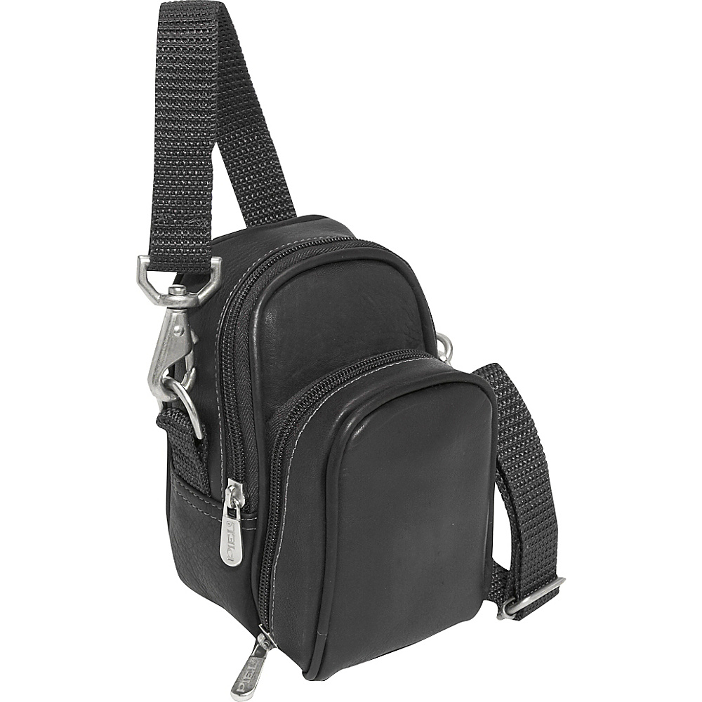 Piel Camera Bag - Black