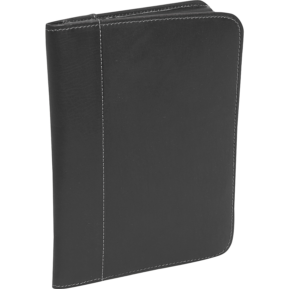 Piel Junior Padfolio - Black - Work Bags & Briefcases, Business Accessories