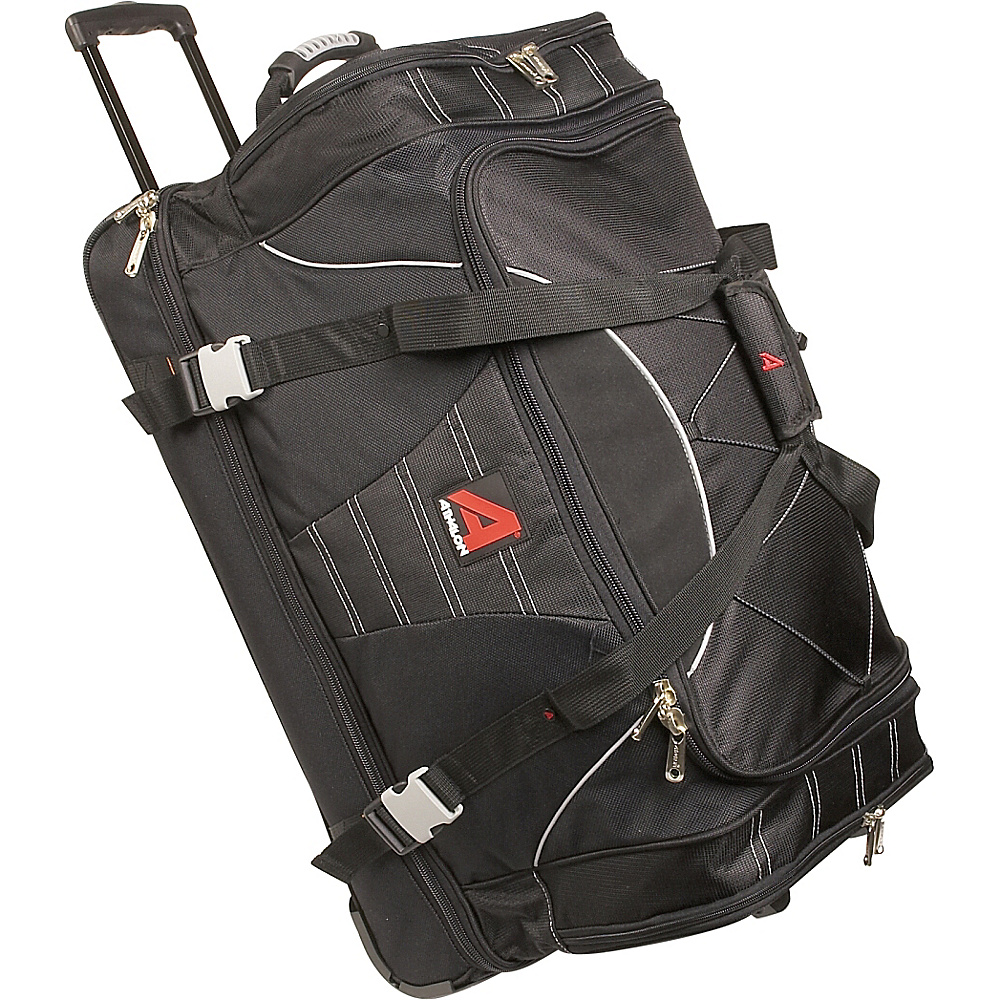 Athalon Sportgear 29 Over Under Wheeling Duffel