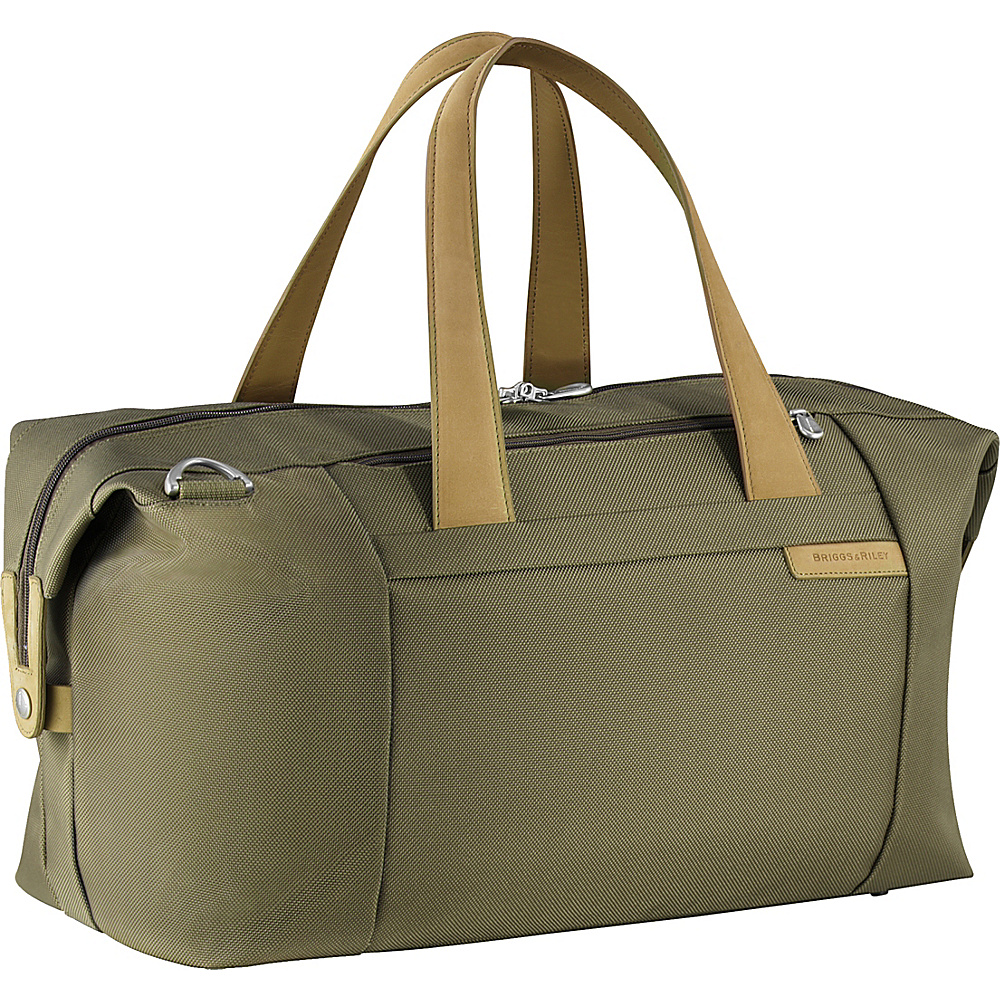 Briggs & Riley Baseline 20 Large Travel Satchel - Luggage, Luggage Totes and Satchels