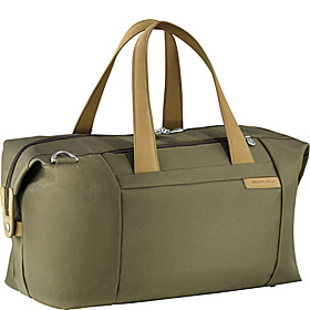 Baseline 20'' Large Travel Satchel Olive
