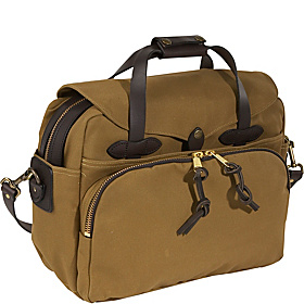 Padded Laptop Bag/Briefcase Desert Tan