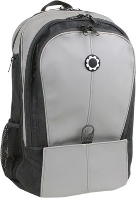 DadGear Backpack Pro Diaper Bag - Elephant Grey