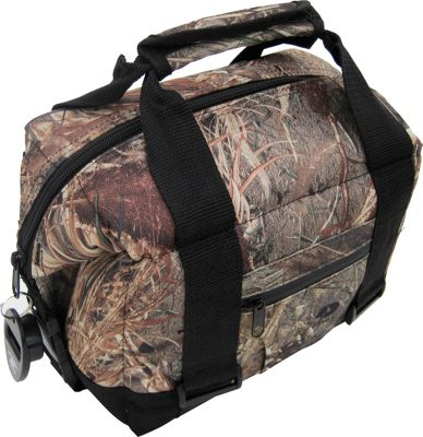 Polar Bear Coolers Polar Bear Coolers 6 Pack Soft Side Cooler - Mossy Oak