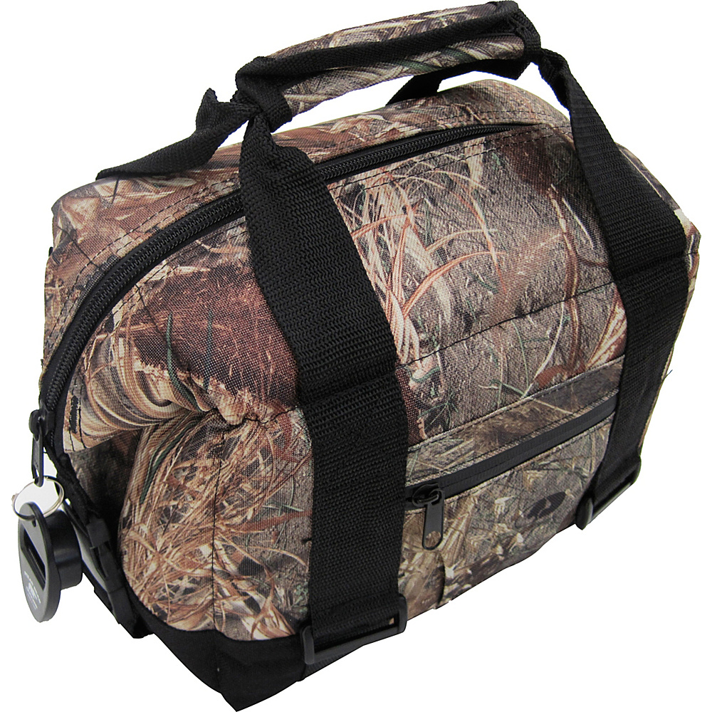Polar Bear Coolers 6 Pack Soft Side Cooler - Mossy Oak - Outdoor, Outdoor Coolers
