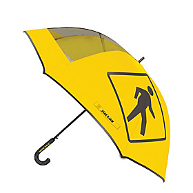 Safety Umbrella Yellow