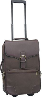 Bellino The Destination 21 inch Upright Luggage - Brown